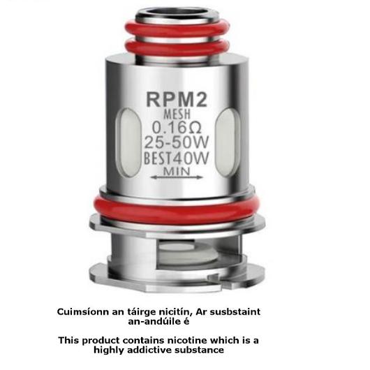 rpm 2 coils